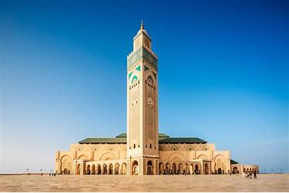 Mosque Morocco Hassan Ii Mosques
