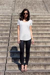 Minimalist Fashion Outfits to Copy | StyleCaster | Style | Pinterest | Summer Heels and ...