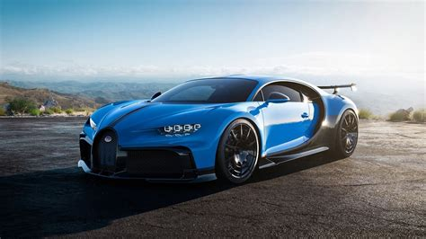 The chiron is the most powerful, fastest and exclusive production super sports car in bugatti's brand history. Bugatti Chiron Pur Sport revealed