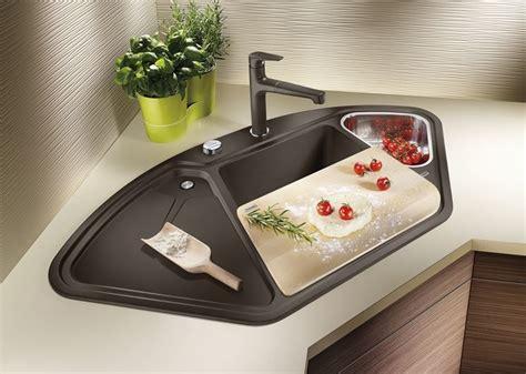 lavello ad angolo componenti cucina lavandino angolare