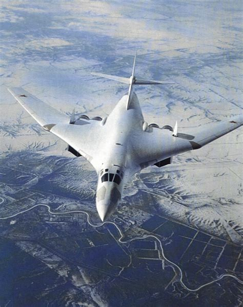 russian range bomber tu 160 57