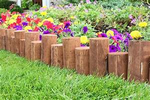 15, Garden, Edging, Ideas, For, Attractive, Landscape