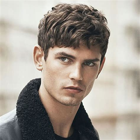 hairstyles  suit men  oval faces pouted magazine