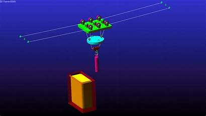 Adams Machinery Retrofitting Legend Simulation Cable System