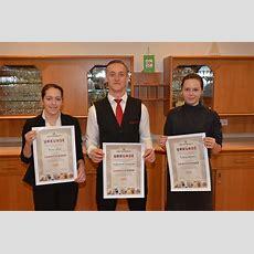 Alle Drei Sieger Des 14 Lehrlingswettbewerbes Für