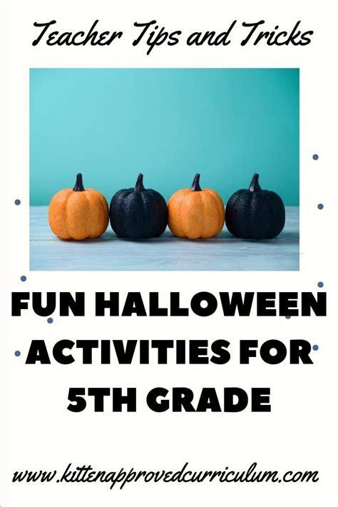 top halloween activities   grade  images