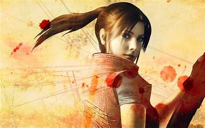 Resident Claire Evil Redfield Code Veronica Raccoon