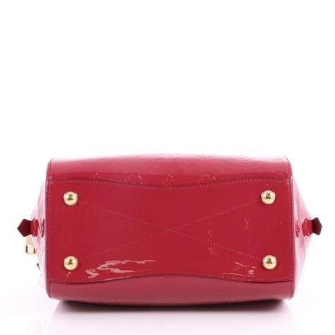 louis vuitton montana handbag monogram vernis  stdibs