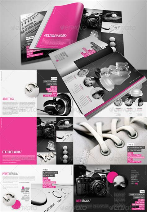 professional catalogue booklet design templates entheosweb