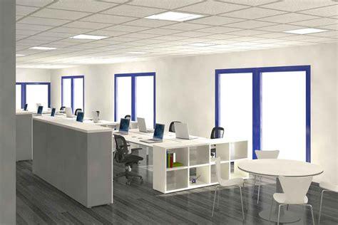 bureau galant ikea modern office interior design