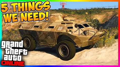 Five Things We Need Added To Gta 5 Online!!! Apc