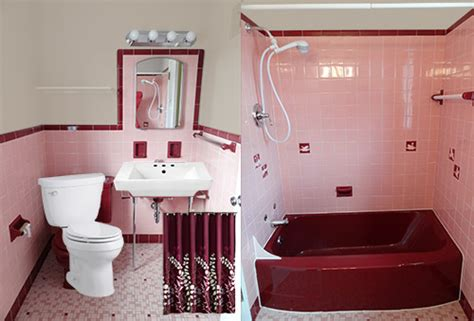 Pink Bathroom Color Schemes by A Color Scheme For A Pink Maroon And White Bathroom
