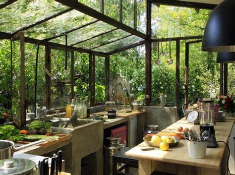 veranda cuisine inspiration entre intérieur et extérieur la véranda