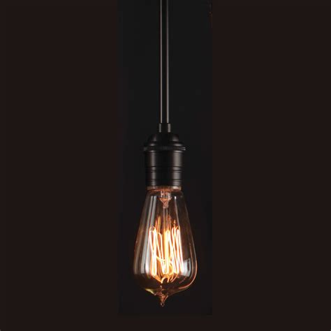 kichler lighting retro edison filament 60 watt light bulb by