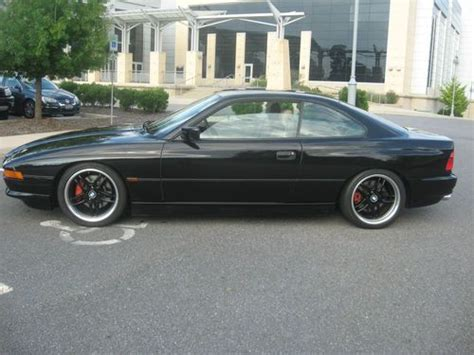 Sell Used 1995 Bmw 840ci In Martinsville, Virginia, United