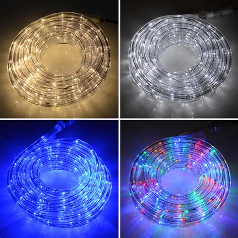 brightest led christmas lights 8m connectable indoor outdoor christmas xmas flexible
