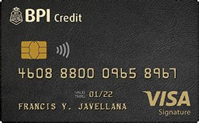 We did not find results for: BPI Signature Card: Terms and Conditions