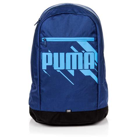 Puma Order Status Puma Backpack Pioneer Ii 07361407 Blue Tourism Plecaki
