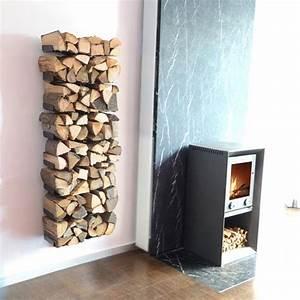 Holz Für Kamin : 20 ideen f r brennholz lagern zum nachmachen innendesign zenideen ~ Markanthonyermac.com Haus und Dekorationen