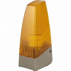 Motorisation De Portail Somfy : feu clignotant orange pour motorisation de portail somfy ~ Dailycaller-alerts.com Idées de Décoration