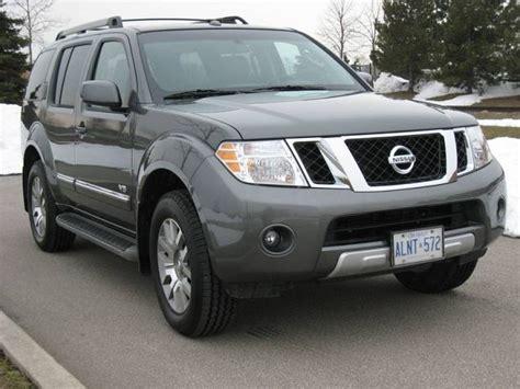 Test Drive: 2008 Nissan Pathfinder LE V8   Autos.ca