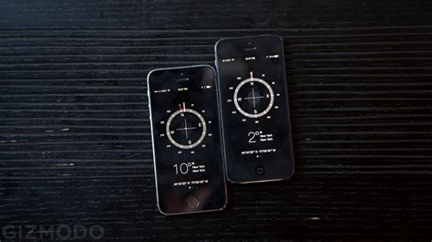 how to use iphone compass iphone 5s compass 9to5mac