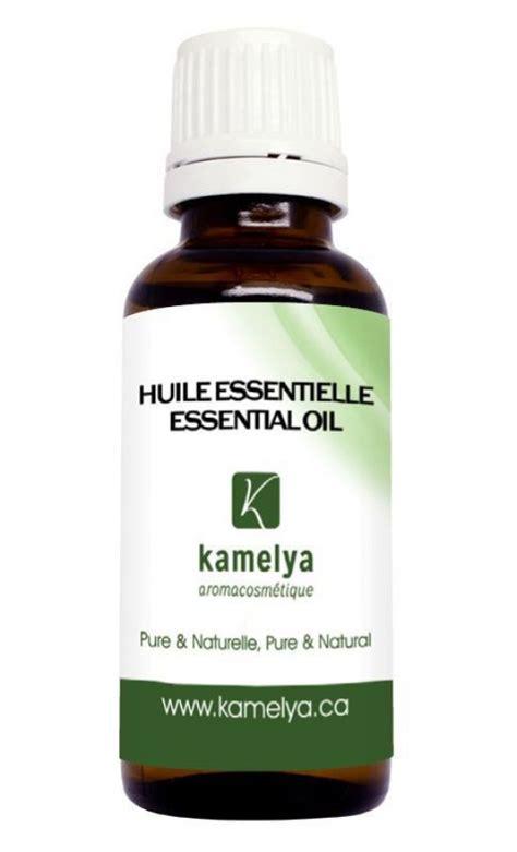 huile essentielle de citronnelle de java kamelya