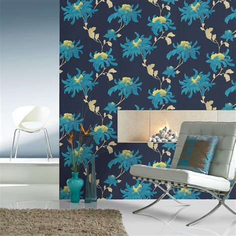 wallpaper accent wall ideas accent wall ideas using wallpaper