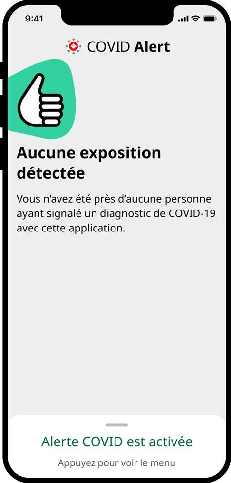 Ontario: Téléchargez l'application mobile COVID Alerte ...