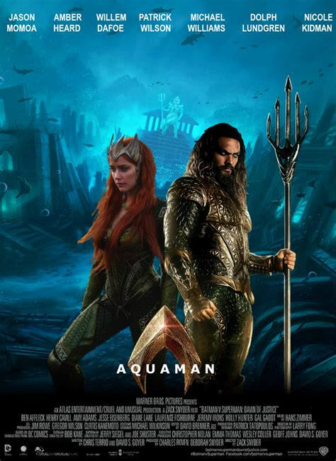 Aquaman Movie Incredible Aquaman 2018 Jason Momoa Movie Hd