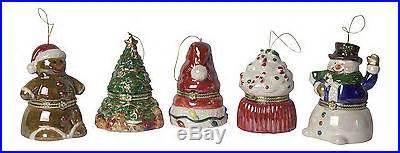 christmas set    box ornaments christmas