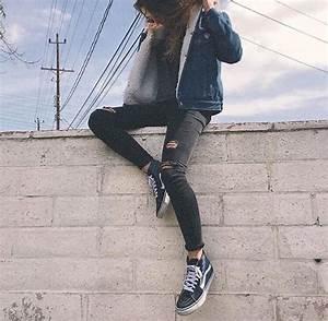 Best 25+ Sk8 hi outfit ideas on Pinterest | Vans hi sk8 Vans sk8 hi outfit and Vans sk8
