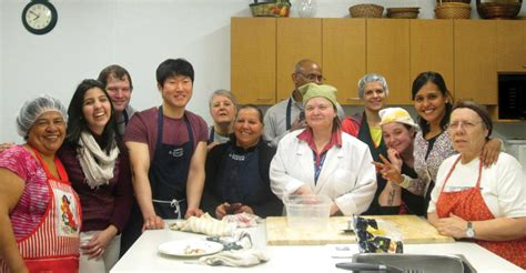 apprendre a cuisiner armée du salut l atelier de cuisine écono permet d