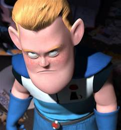 Incredibles Buddy Pine Syndrome