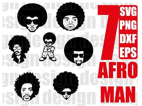 afro clipart funky afro funky transparent