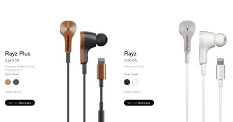 does my iphone say headphones pioneer rayz headphones for iphone 7 let you listen to