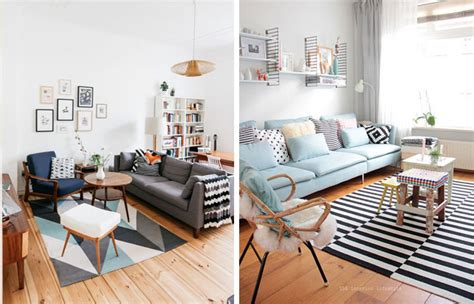 interieur canape idées déco pour un salon style scandinave made in meubles
