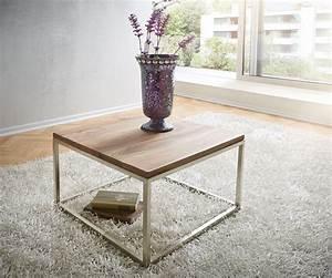 Couchtisch Rund Holz Metall : couchtisch holz metallgestell ~ Bigdaddyawards.com Haus und Dekorationen
