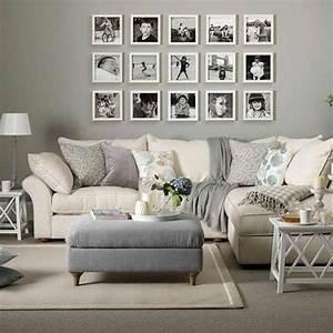Wandgestaltung Wohnzimmer 20 Kreative Wanddeko Ideen