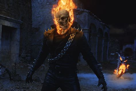photo du film ghost rider photo  sur  allocine