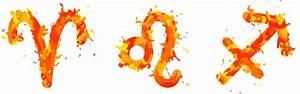 Fire Signs of the Zodiac - Astrological Fire Signs & Elements