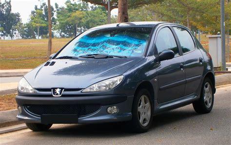 File:2006 Peugeot 206 5-door in Cyberjaya, Malaysia (01 ...