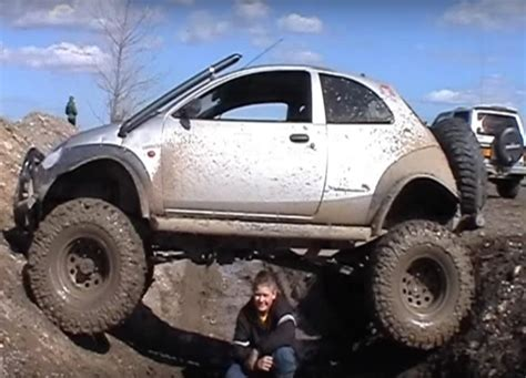 ford ka monster trucks  apparently   ford
