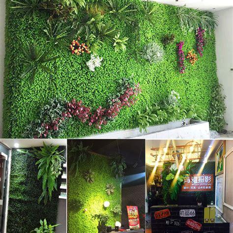 40 * 60 Cm Home Decor Vivid Grass Mat Green Artificial
