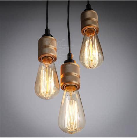 light bulbs unlimited port st lucie hooked industrial brass single bare edison bulb pendant