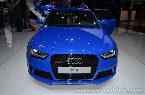Audi Rs4 Avant Nagaro Special Edition Geneva Live