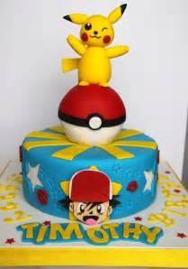 pikachu cakes