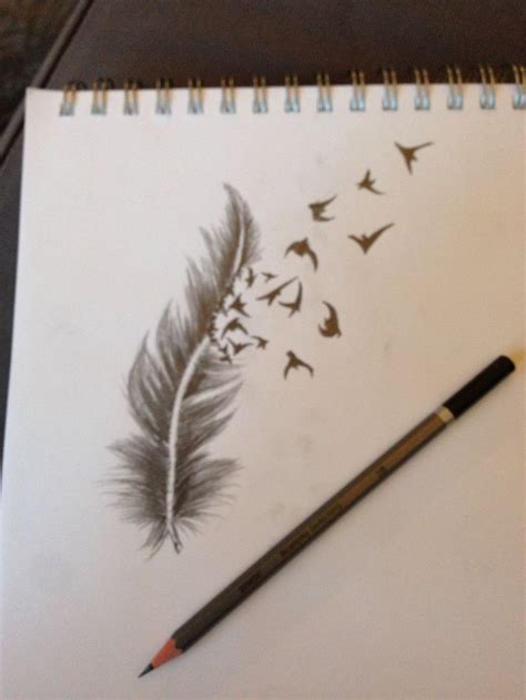 lenvolee tattoos dessin plume dessin und tatouage plume