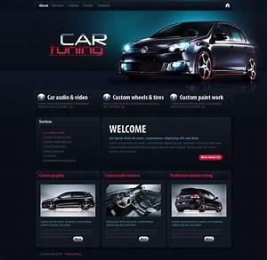 Auto Web : car tuning turnkey website 2 0 31047 ~ Gottalentnigeria.com Avis de Voitures