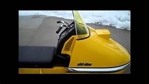 1969 Ski Doo 371e Nordic